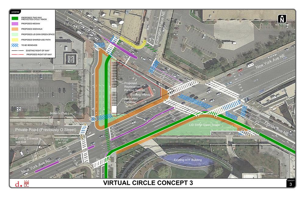 Florida Ave Concept 3 public hearing-Default
