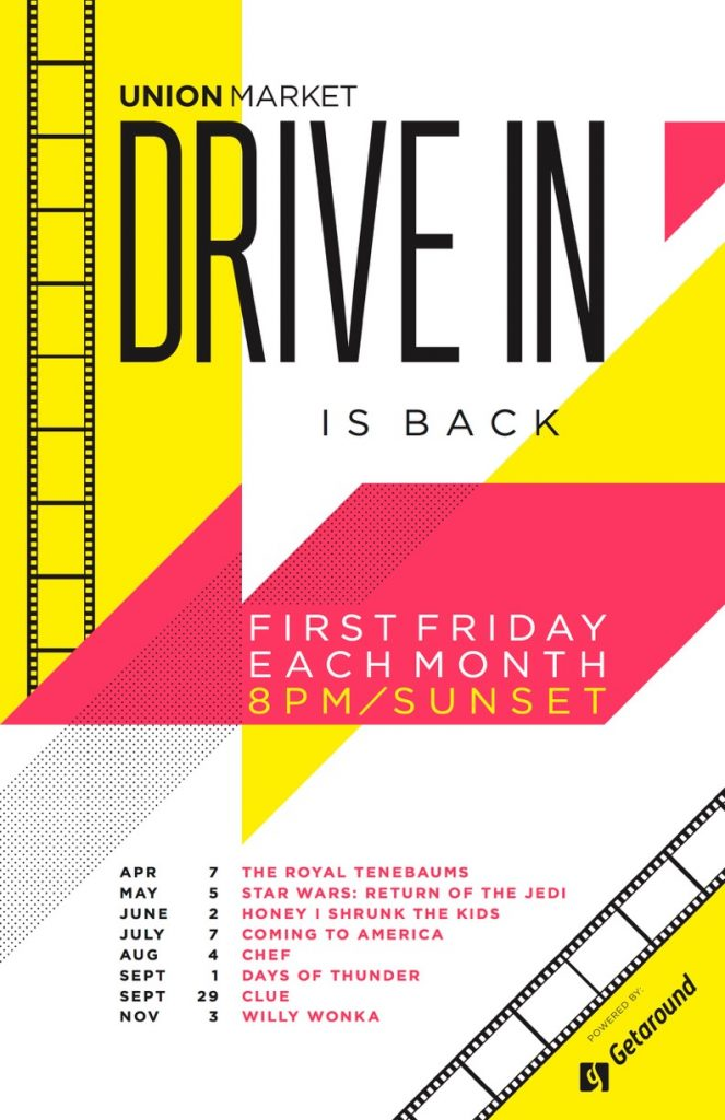 Drive In - Poster 11x17[1]