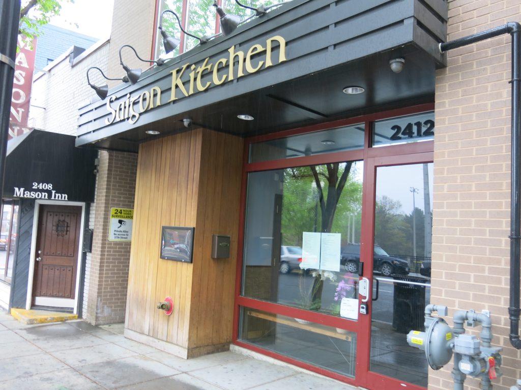 Saigon Kitchen Opens in Glover Park | PoPville