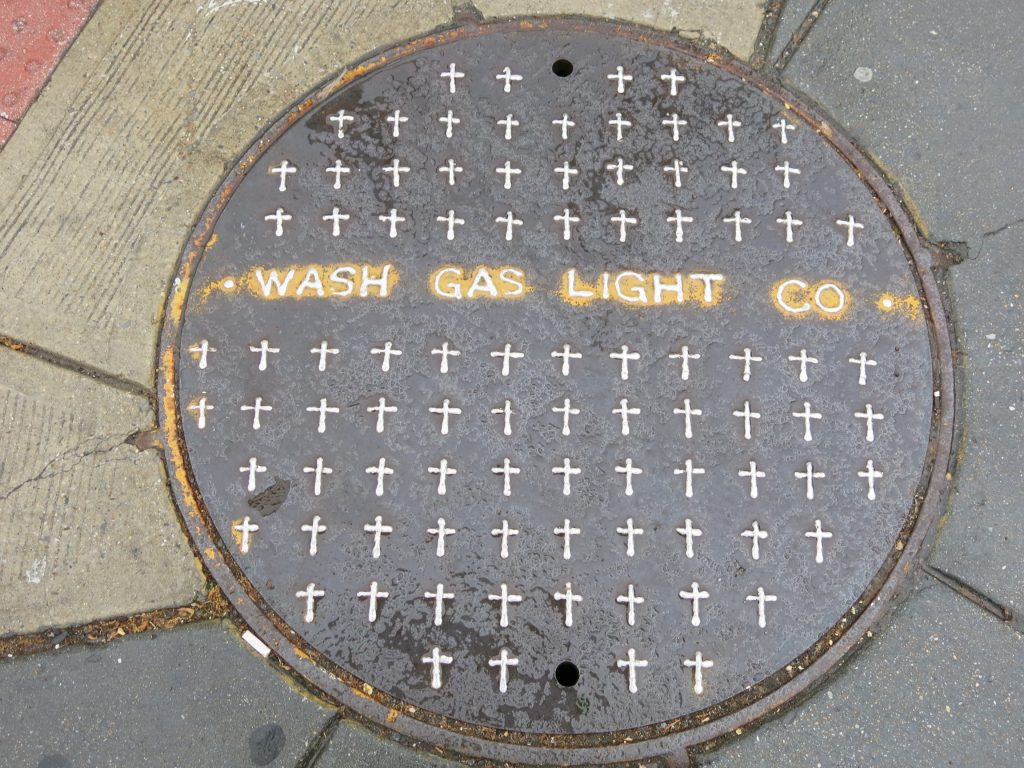 wash gas goth
