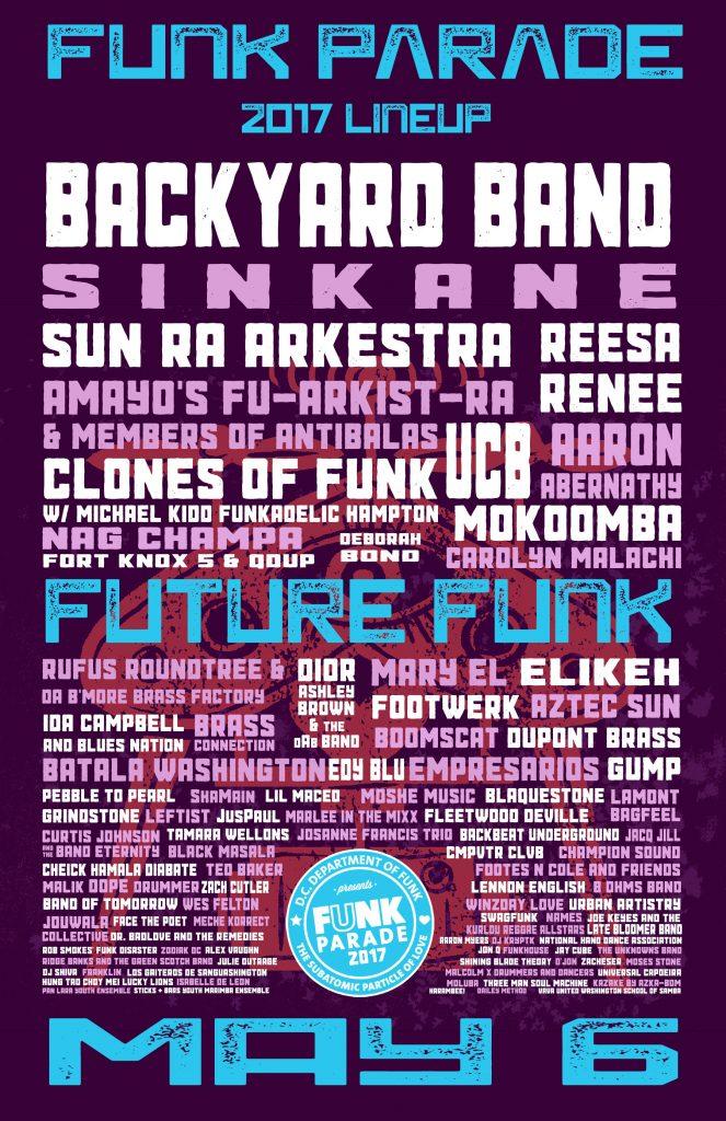 FP Final Large Line Up Poster