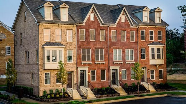 dc real estate Totten mews