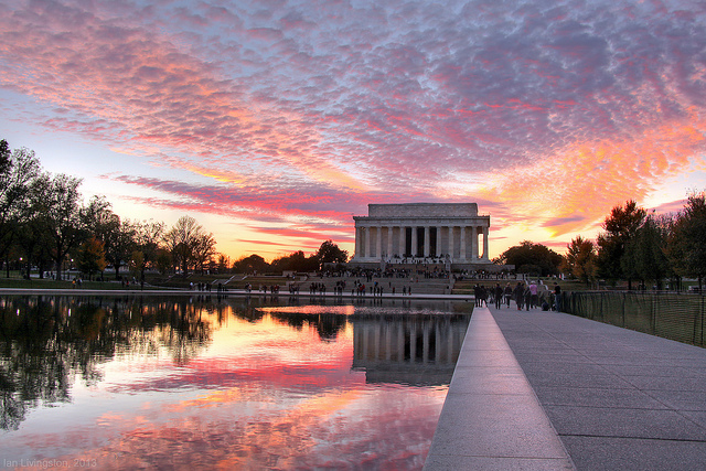 Popville after 80 ducklings found deceased the lincoln memorial reflecting pool to be drained - Reflecting pool ...