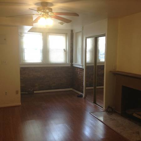 today s rental is a 1 br english victorian basement rental