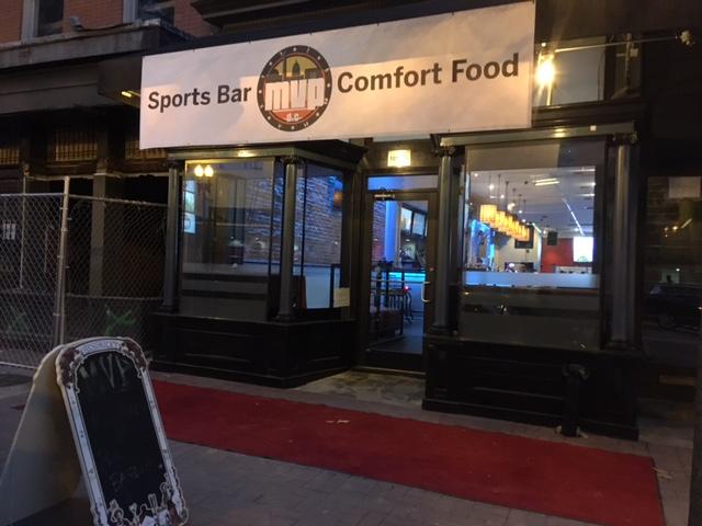 MVP Sports Bar Opened on 7th Street near the Old Passenger ...