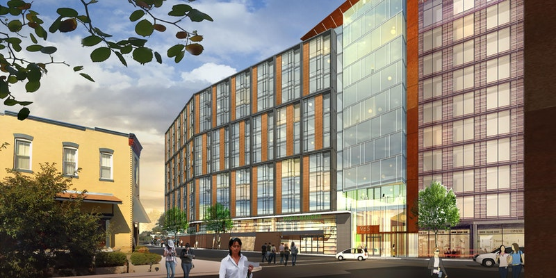 New whole foods apartment building in shaw expected to for Apartment design and development ltd