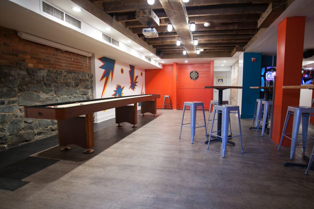 Paradiso Game Room Opens in downstairs bar of Pizzeria ...
