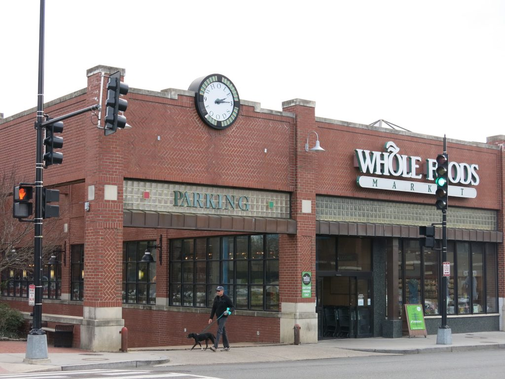 """Help us get Whole Foods Glover Park reopened."" 